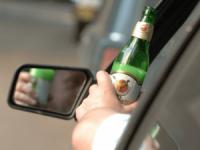За наличие спирта в крови водителей могут привлечь к ответственности